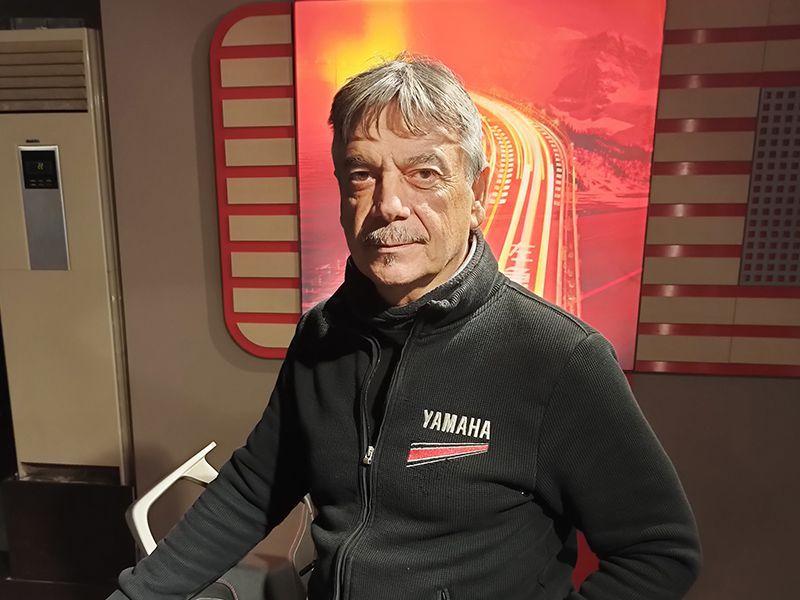 Δημήτρης Γιαμάς - Ιδιοκτήτης καταστήματος Chios Yamaha Center