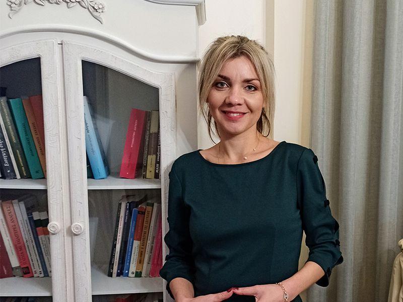 Μαριάννα Κριμιζή: Ψυχολόγος - Ψυχοθεραπεύτρια