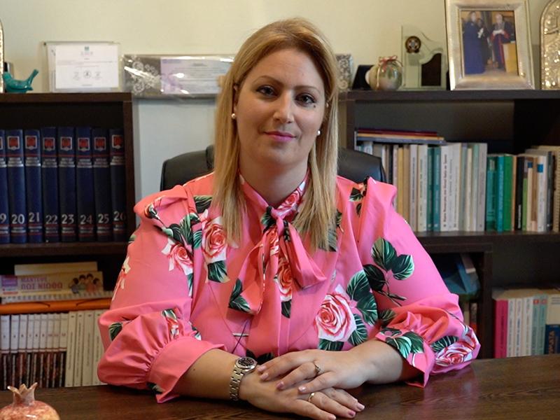 Μαρία Τσικουδή - Ψυχολόγος