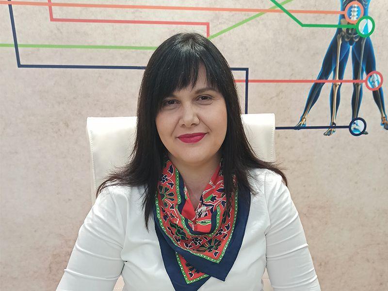 Όλγα Λουκαδάκη - Ρευματολόγος