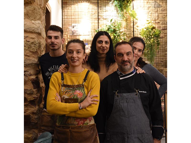 Πιπερόριζα: Εστιατόριο
