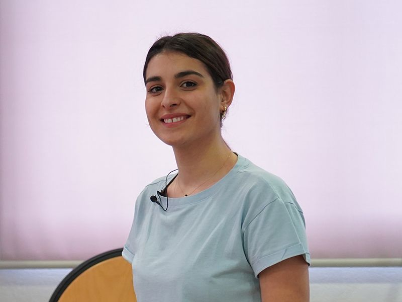 Σέβη Κωστόπουλη - Καθηγήτρια φυσικής αγωγής & pilates instructor