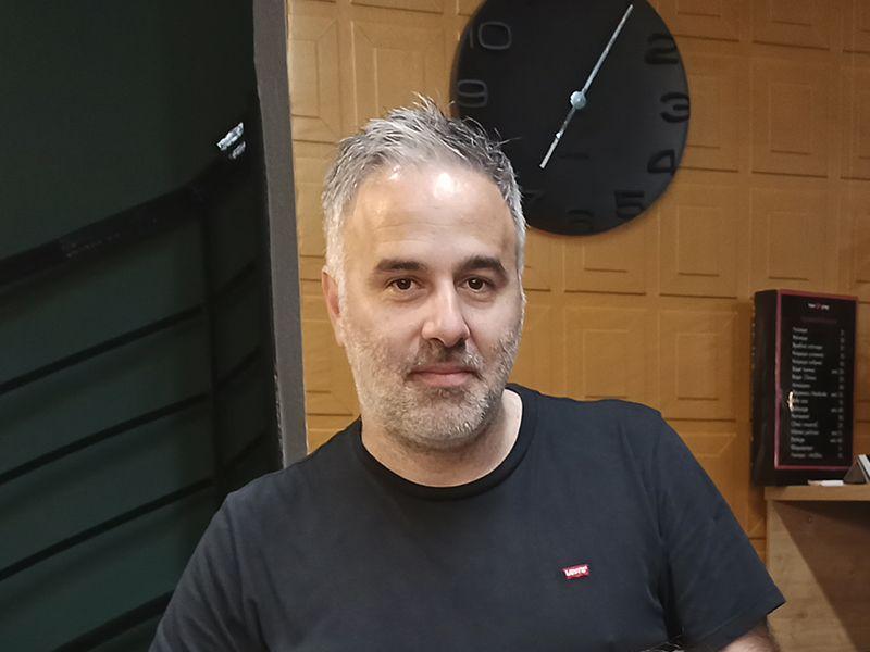 Αλέξανδρος Βαβούλης - Κομμωτής