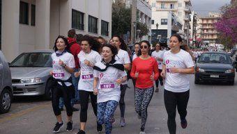 4ος αγώνας δρόμου Γυναικών_2018