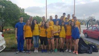 27 μετάλλια από τους αθλητές και τις αθλήτριες του Αθλητικού Ομίλου Αιγαίου στο Πανελλήνιο Πρωτάθλημα Τεχνικής Κολύμβησης