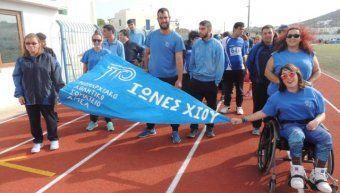 Σάρωσαν τα μετάλλια τα παιδιά των Ιώνων στους 29ους Αιγαιοπελαγίτικους Αγώνες Στίβου