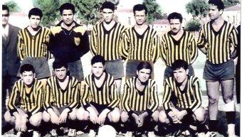 Η Μικρασιατική του 1966 (αρχείο Σταύρου Κουμπιά) όταν έπαιζε σε εθνικά πρωταθλήματα