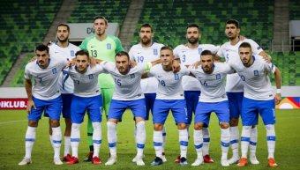 Η Ελλάδα συνεχίζει να έχει χαμηλή απόδοση στα δύσκολα προκριματικά του Euro 2020