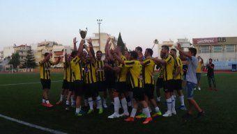 Ο Κανάρης κατέκτησε το Σούπερ Καπ επικρατώντας με 3-0 της Δάφνης