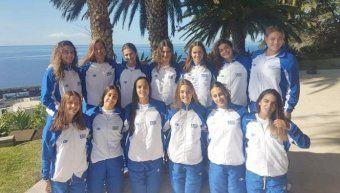 Στην 5η θέση στο Ευρωπαϊκό Πρωτάθλημα Νέων Γυναικών η Εθνική