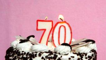 Για τα 70χρονα