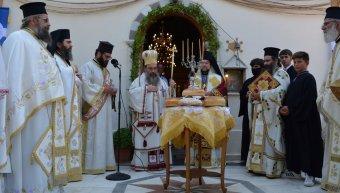 Εορτασμός Αγίας Μαρκέλλας 2021