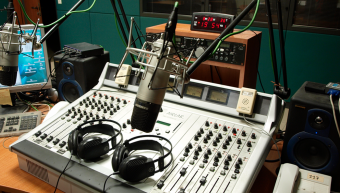 Η κεντρική κονσόλα του Ραδιοφώνου