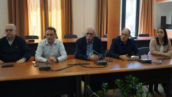 Επίσκεψη Δημήτρη Βίτσα στη Χίο