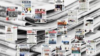 Mε το διαδίκτυο τα πράματα άλλαξαν και οι εφημερίδες σου σερβίρονται στον υπολογιστή σου με ένα πάτημα πλήκτρου.