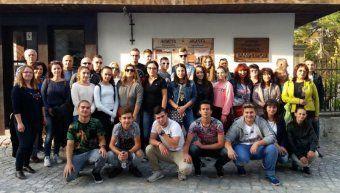 Το Λύκειο Καλλιμασιάς στην Βουλγαρία