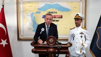 Tον τελευταίο καιρό ο Ερντογάν άλλη δουλειά δεν κάνει παρά να κάνει εμπρηστικές δηλώσεις και να μας απειλεί