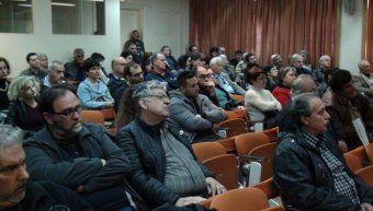 Ομιλία του ΚΚΕ στο Ομήρειο