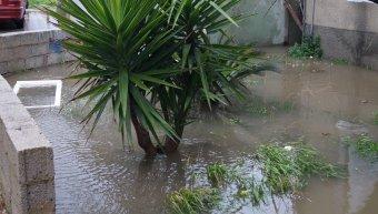 Λόγω βροχής πλημμύρισε με... λύματα σπίτι στο Κοντάρι