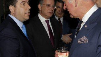 Ν. Μηταράκης, Πρίγκιπας Κάρολος