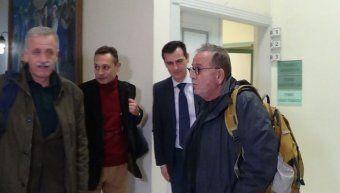 Εθιμοτυπική... επίσκεψη Μουζάλα στο Δημαρχείο