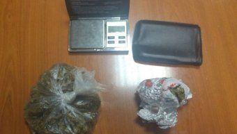 Σύλληψη 20χρονου για ναρκωτικά