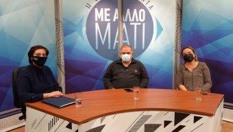 Ηλίας Θεοδωρόπουλος και Πένη Ζώρζου εξηγούν όλα όσα πρέπει να ξέρουμε για τον κορωνοϊό και το εμβόλιό του