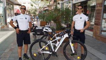 Αστυνομικοί ποδηλάτες