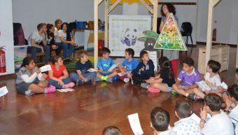 Η εκπαίδευση των παιδιών στο Ομήρειο