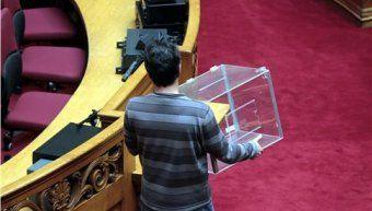 Η κωμωδία της Novartis  στη Βουλή