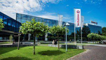 1.Άποψη των κεντρικών γραφείων της ACHMEA (Zeist - Amsterdam).