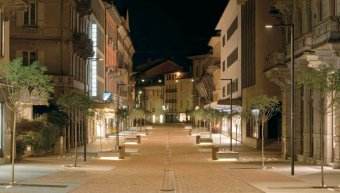 Οπου τοποθετήθηκαν στην Ελλάδα φωτιστικά τύπου LED τα αποτελέσματα είναι άριστα