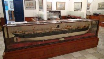 Ναυτικό Μουσείο Οινουσσών