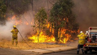 Πυρκαγιά στην Αυστραλία