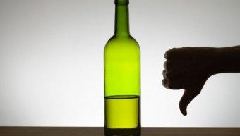 αποχή από το αλκοόλ