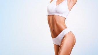 καλογυμνασμένο γυναικείο σώμα