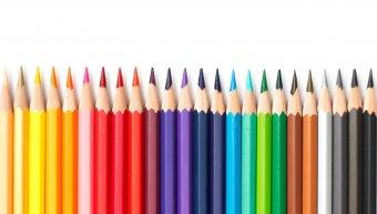 ξυλομπογιές, χρώματα