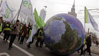 διαδήλωση 12.500 μαθητών για την αντιμετώπιση της κλιματικής αλλαγής στο Βέλγιο