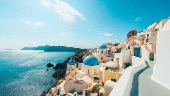 Ελλάδα, Σαντορίνη