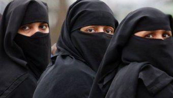 παρωχημένο έθιμο φυλετικών κοινωνιών: μπούρκα