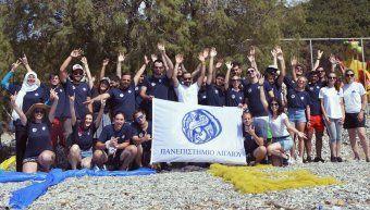Plastic Litter Project 2018 από το Τμήμα Επιστημών της Θάλασσας του Πανεπιστημίου Αιγαίου