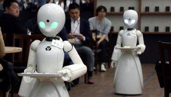 Ρομποτικοί σερβιτόροι