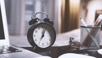 ρολόι γραφείο