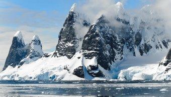 βουνά Ανταρκτικής