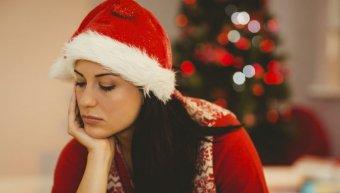 η κατάθλιψη των εορτών