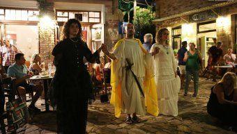 Το ''Μεσαιωνικό Φεστιβάλ Χίου'' στο Κάστρο της Χίου