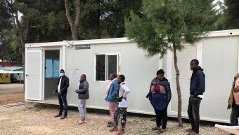 Ναι στη δομή καραντίνας στη Χίο λέει ο Ιατρικός Σύλλογος Χίου