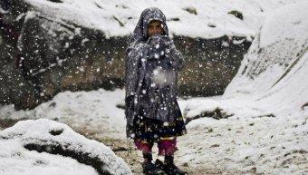 Δύσκολες οι συνθήκες για τους πρόσφυγες το χειμώνα
