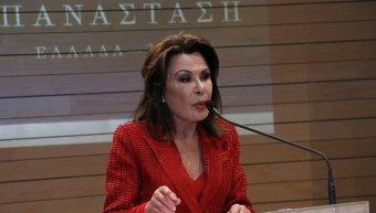 Για γέλια η ανακοίνωση του προγράμματος της επίσκεψης της κας Γιάννας Αγγελοπούλου στη Χίο.