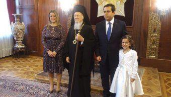 Πατριάρχης, Νότης Μηταράκης